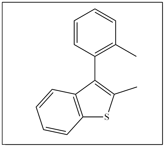 2-methyl-3-(o-tolyl)benzo[b]thiophene