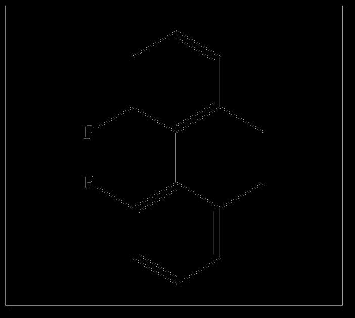 Difluoro dimethyl biphenyl