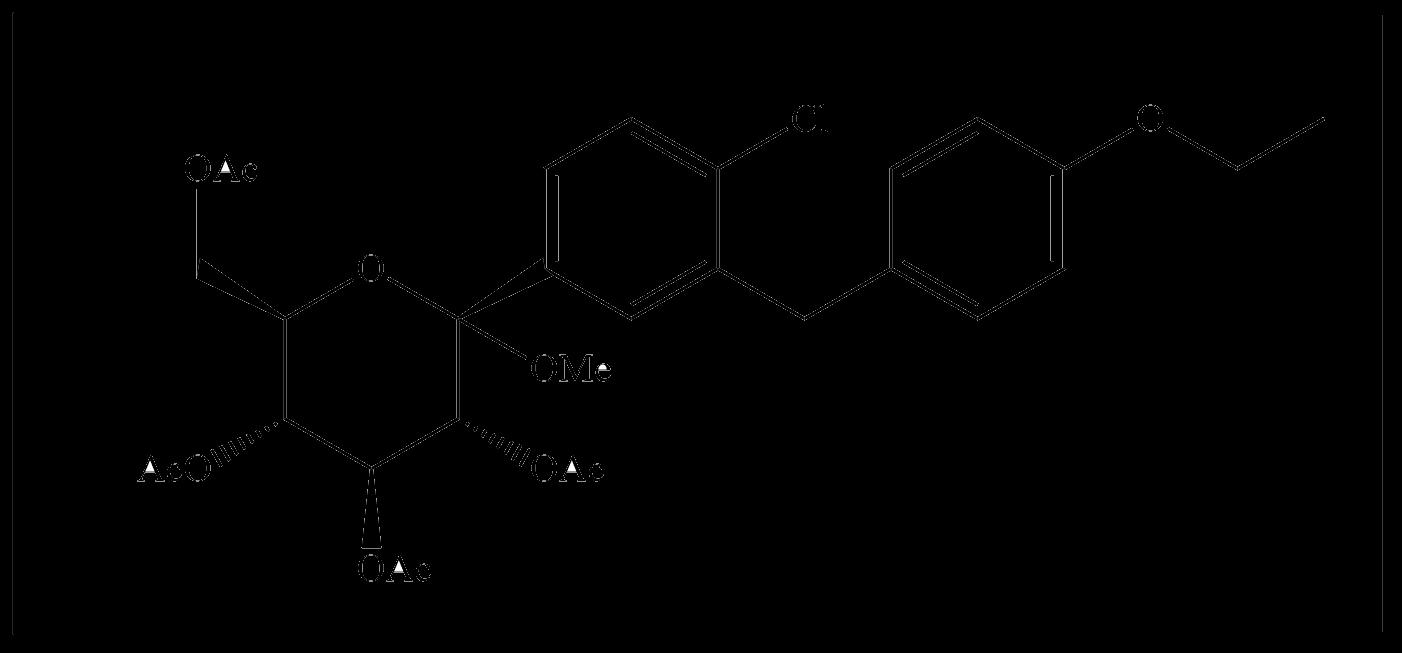 Dapagliflozin impurity - 4